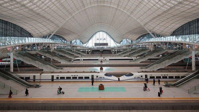 3 China, Top Ten Longest Railway Networks of the World