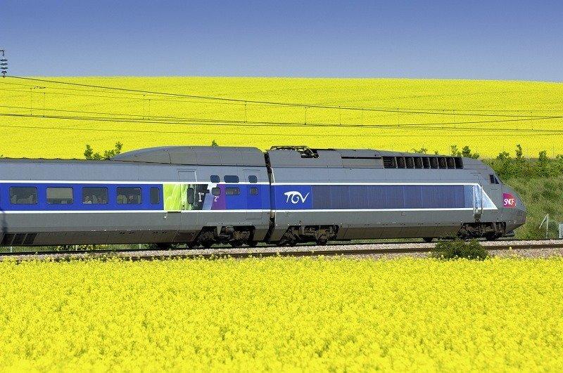 9 France, Top Ten Longest Railway Networks of the World
