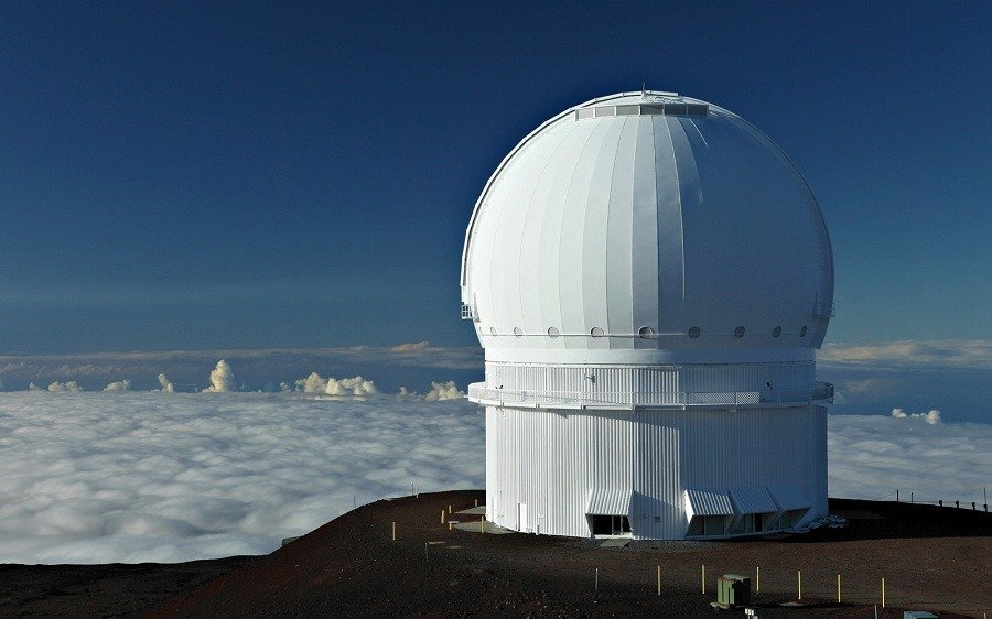 Canada France Hawaii Telescope CFHT; Mauna Kea