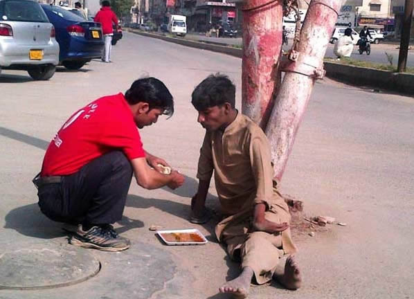 Little Act of Kindness