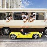 Lowest roadworthy car