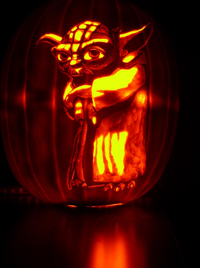 Cool, creative and intricate Pumpkin Carvings