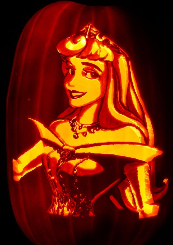 Cool, creative and intricate Pumpkin Carving