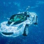 First submarine car; Ten Wacky Vehicles