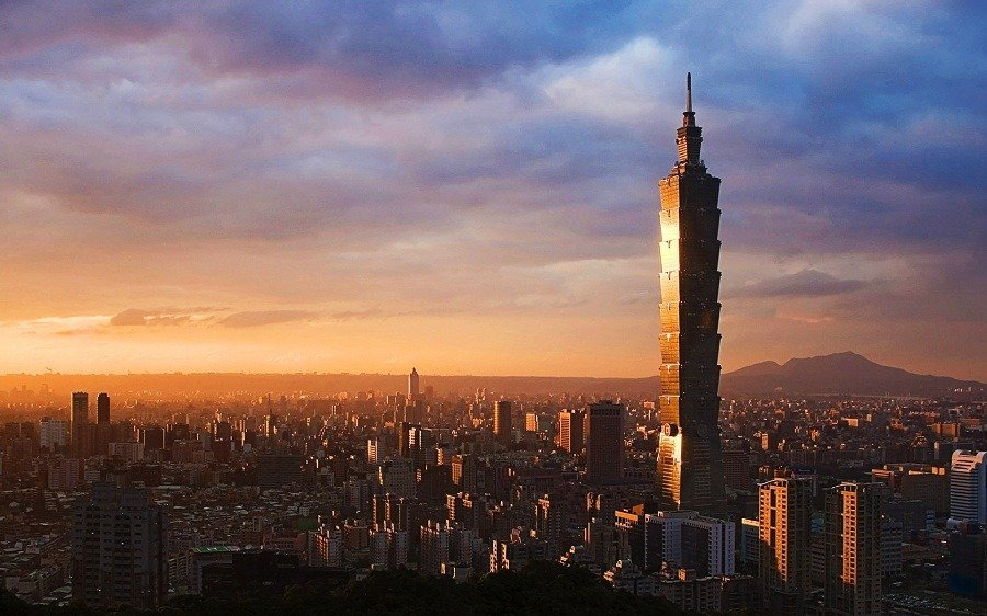 Taipei 101 Taiwan - How Tall Can We Build?