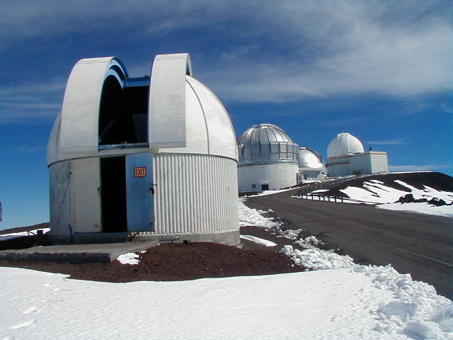 UH Hilo Educational Telescope; Mauna Kea