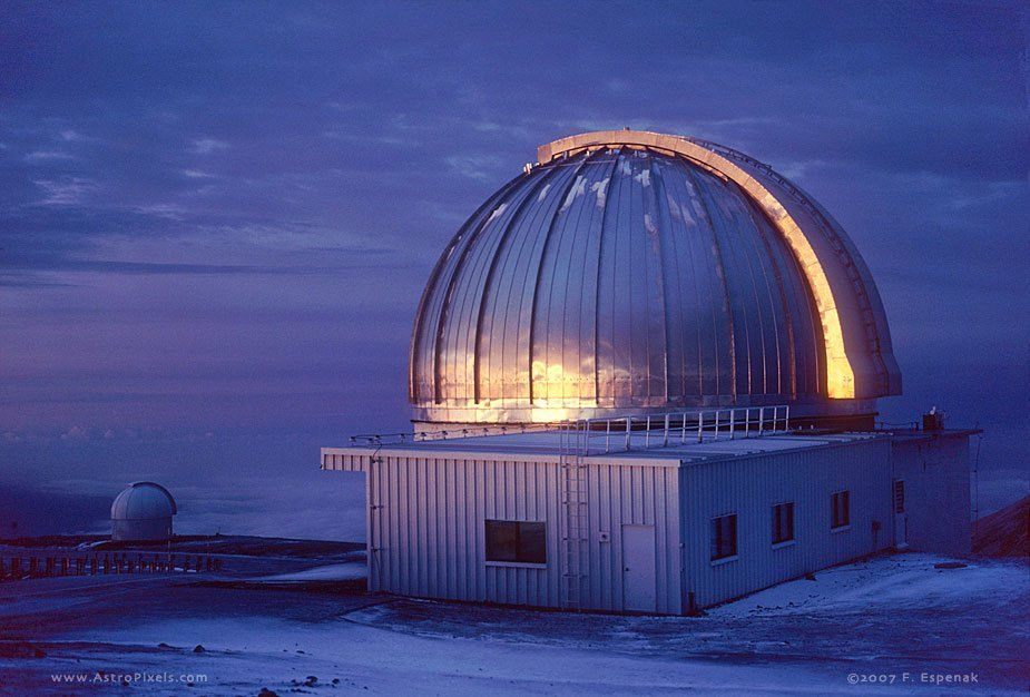 United Kingdom Infrared Telescope UKIRT; Mauna Kea