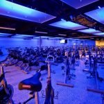 Cycle Studio; The Houstonian Hotel, Club & Spa, Houston