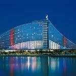 Jumeirah Beach Hotel, Dubai