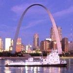 Gateway Arch; St Louis, Missouri, USA