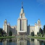 The M V Lomonosov Moscow State University