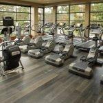 Gymnasium; Hotel Bellevue, Seattle