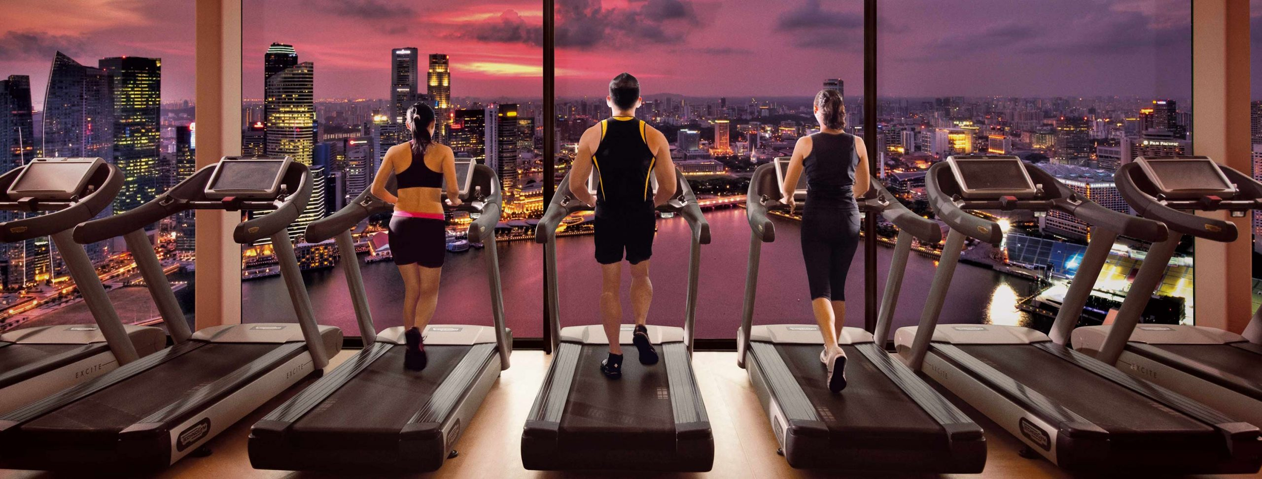 Hotels with the Most Exceptional Gyms in the World
