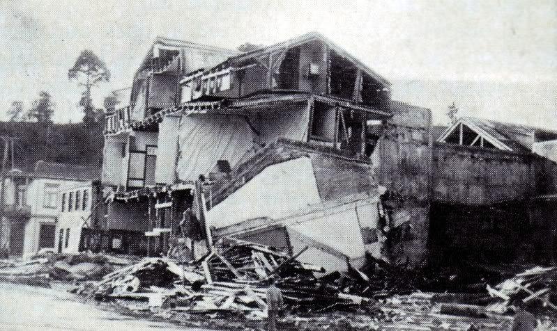 1 Valdivia, Chile Ten Most Deadliest and Destructive Earthquakes Since 1900