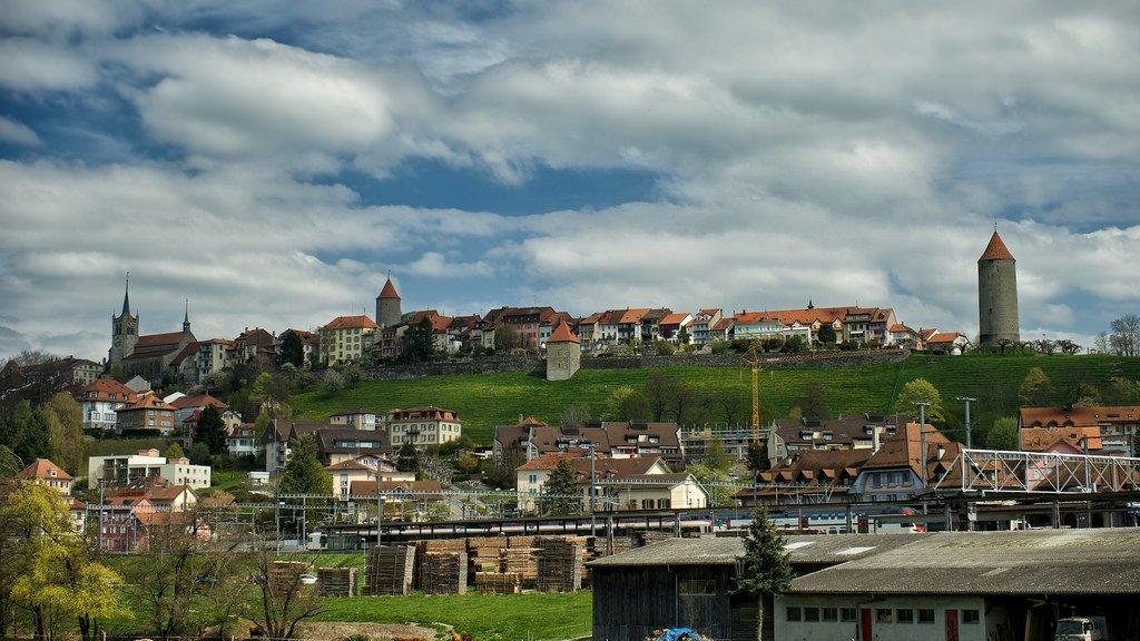 1. Switzerland World's Ten Most Clean Countries