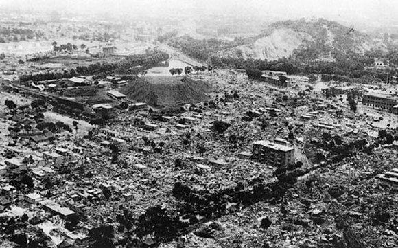 10 Assam, Tibet Ten Most Deadliest and Destructive Earthquakes Since 1900