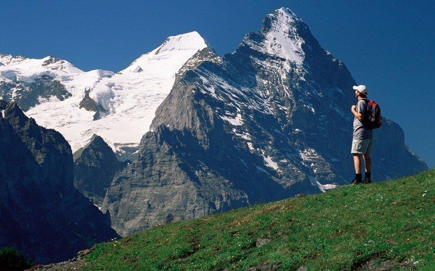 10. Eiger Top Ten Killer Mountains of the World
