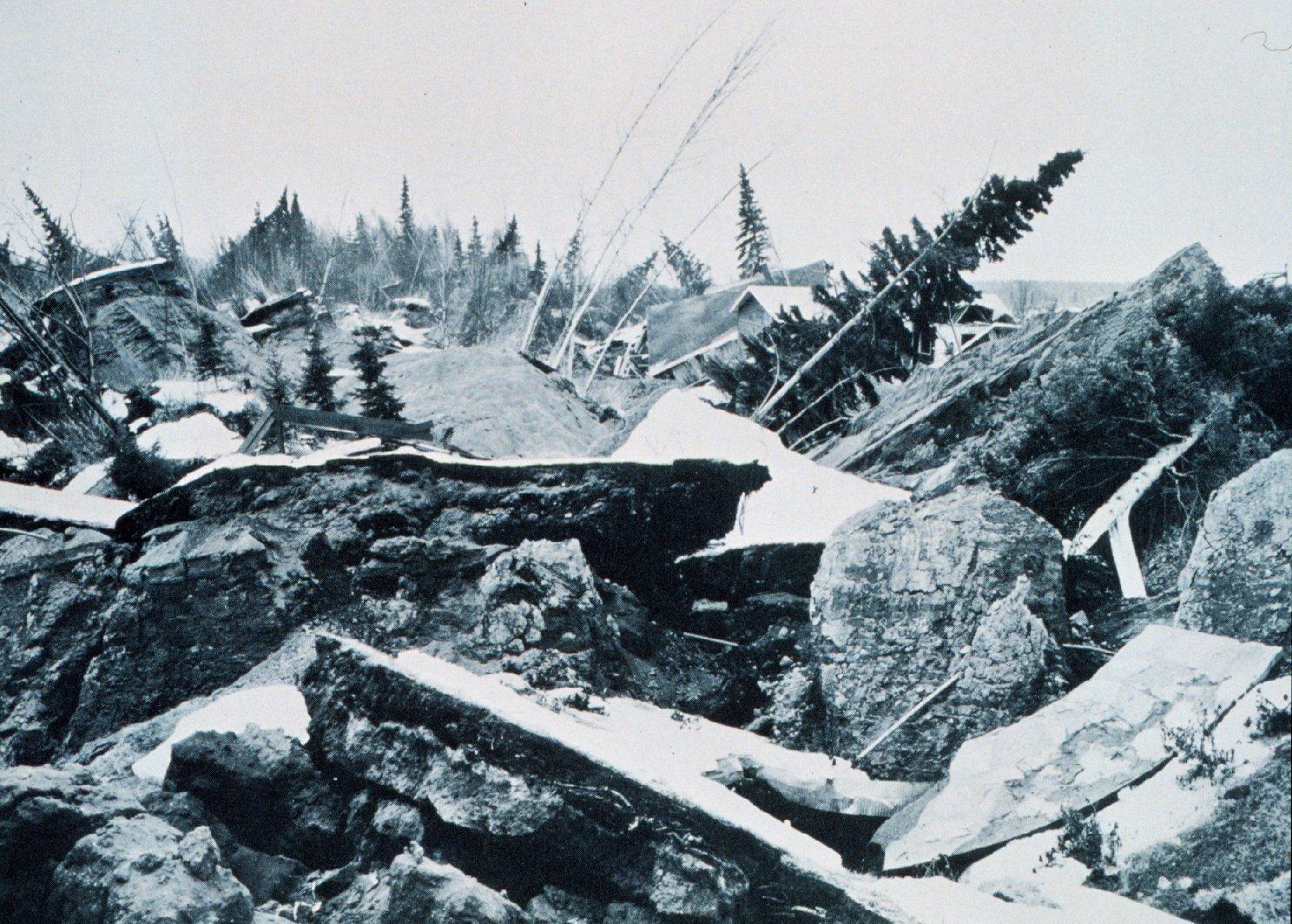 2 Prince William, Alaska Ten Most Deadliest and Destructive Earthquakes Since 1900
