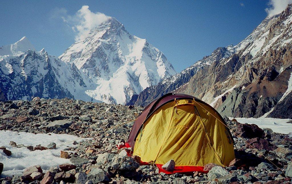 2. K2 Top Ten Killer Mountains of the World