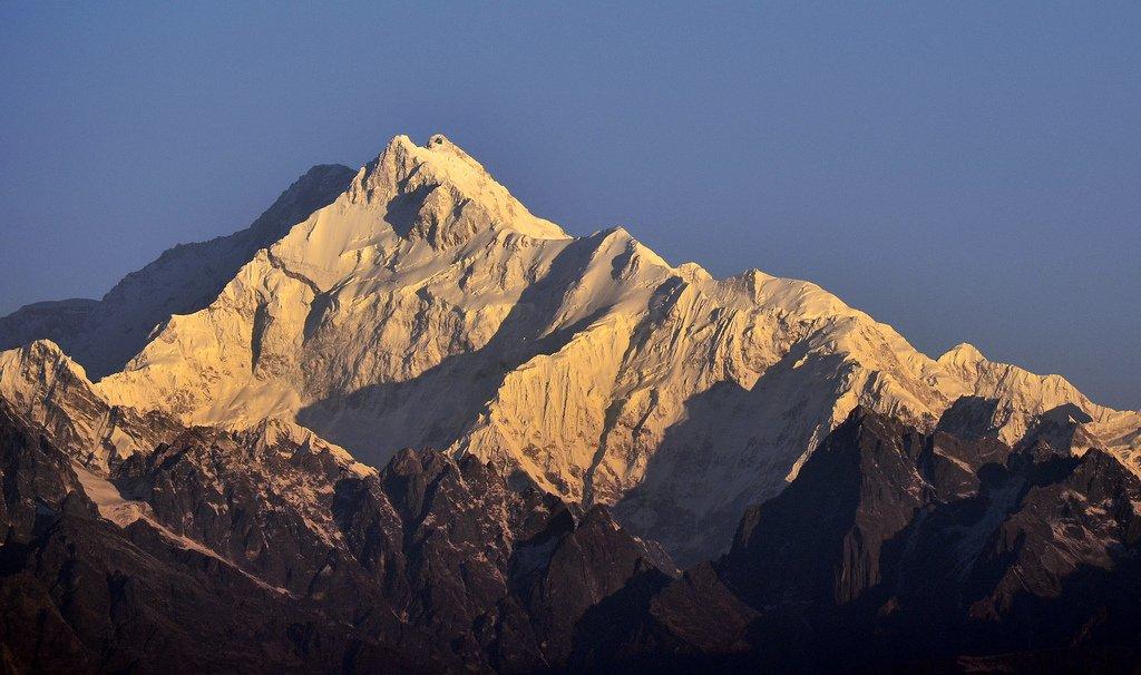 3. Kanchenjunga Top Ten Killer Mountains of the World