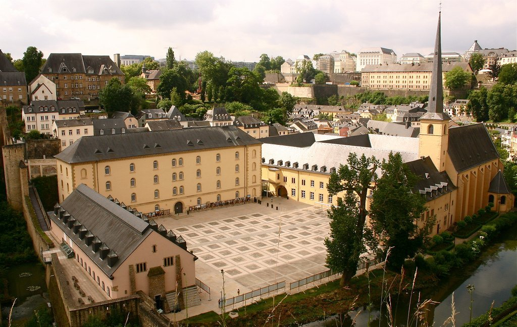 3. Luxembourg Top Ten Countries with the Best Tap Water