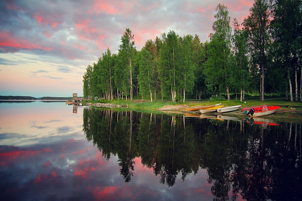 4. Finland World's Ten Most Clean Countries