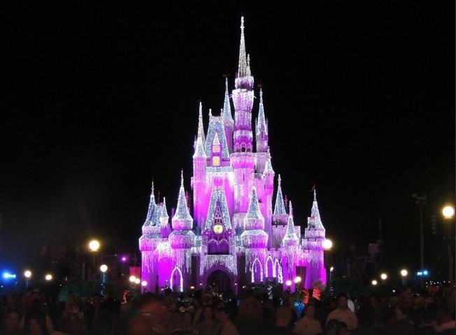 4. Magic Kingdom, Orlando, Florida