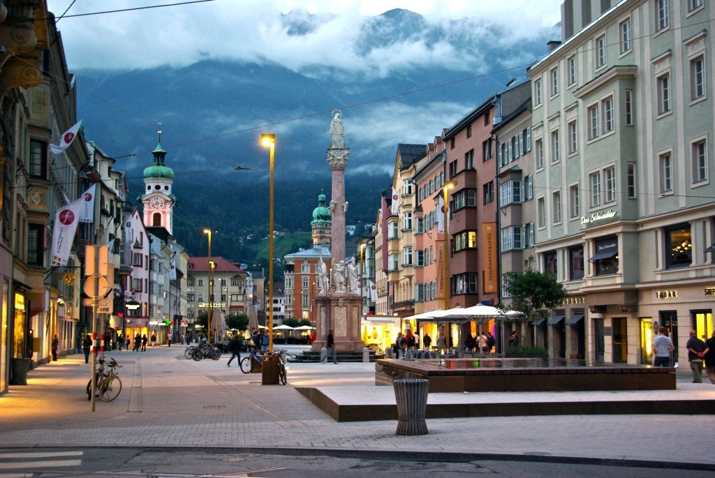 6. Austria World's Ten Most Clean Countries
