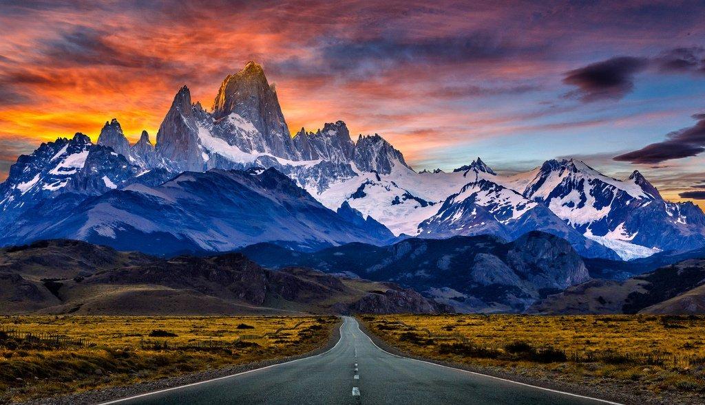 6. Mount Fitz Roy Top Ten Killer Mountains of the World