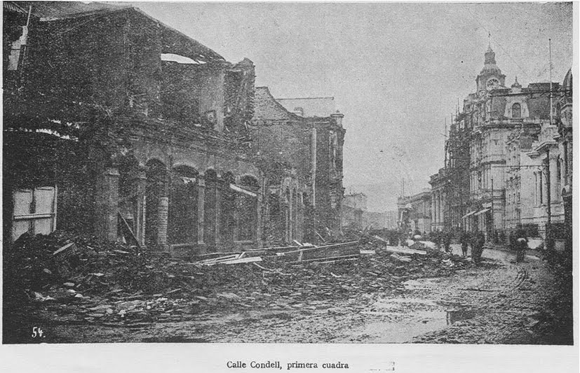 7 Off the Coast of Ecuador, Columbia Ten Most Deadliest and Destructive Earthquakes Since 1900