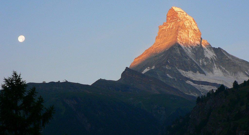 7. The Matterhorn Top Ten Killer Mountains of the World