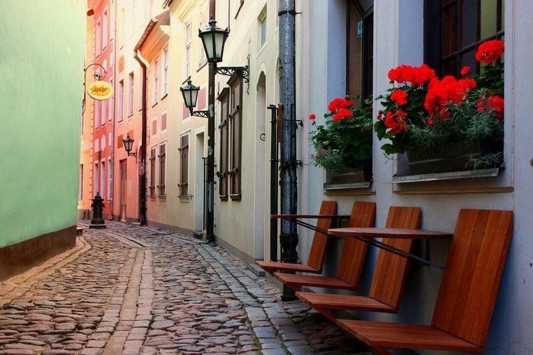 8. Latvia World's Ten Most Clean Countries