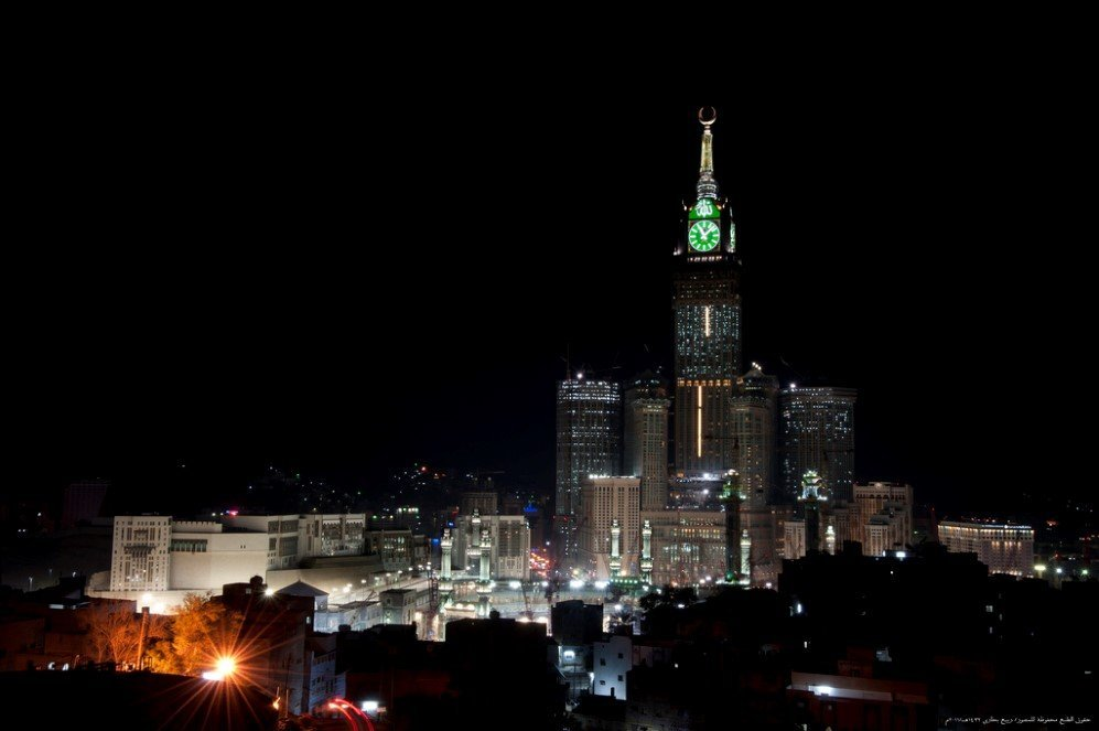 Abraj Al Bait Tower, Saudi Arabia (6)