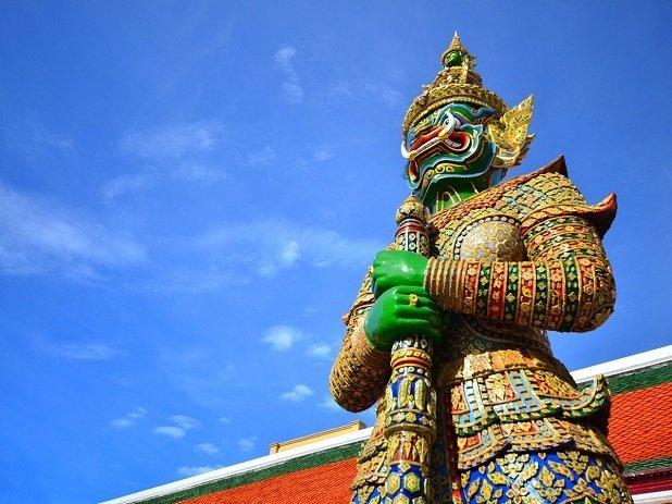 Bangkok Ten Most Visited Cities in the World