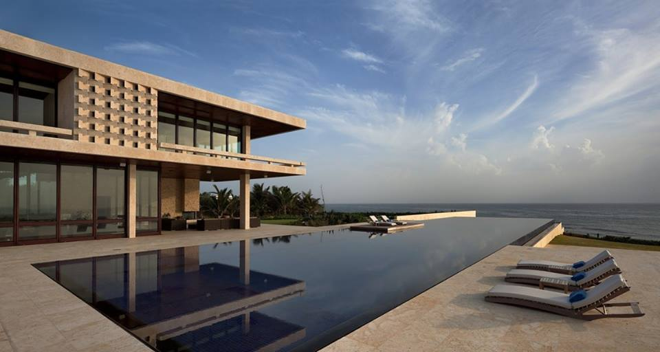 Casa Kimball; a Stunning Private Retreat in the Caribbean