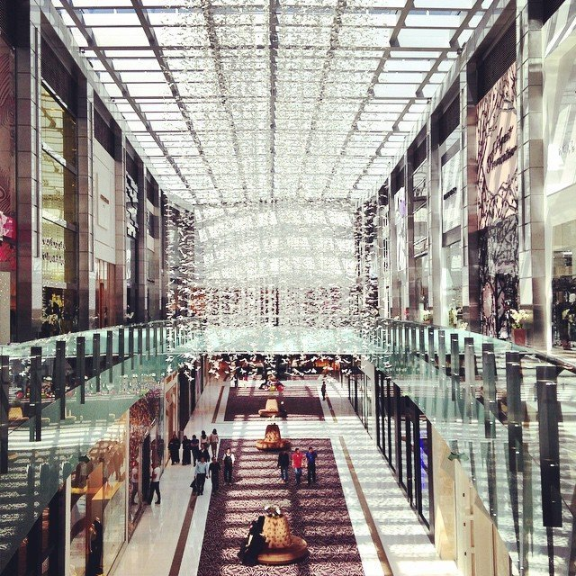 Dubai Mall 2014