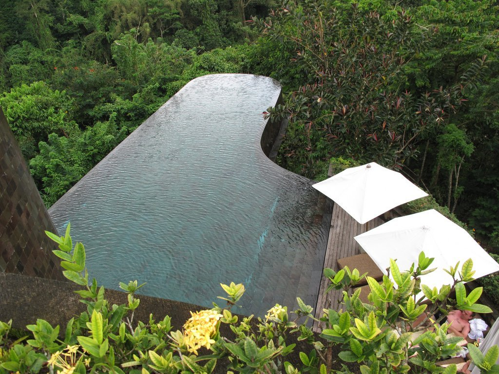 Hanging Gardens Ubud, Indonesia Extra-ordinary and Exceptional Pools; Soak Yourself Up