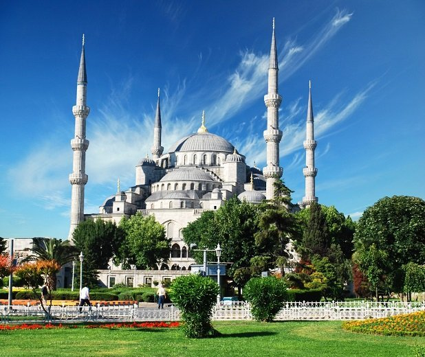 Istanbul Ten Most Visited Cities in the World