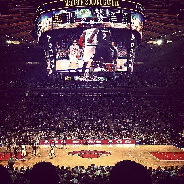 Madison Square Garden, New York, USA
