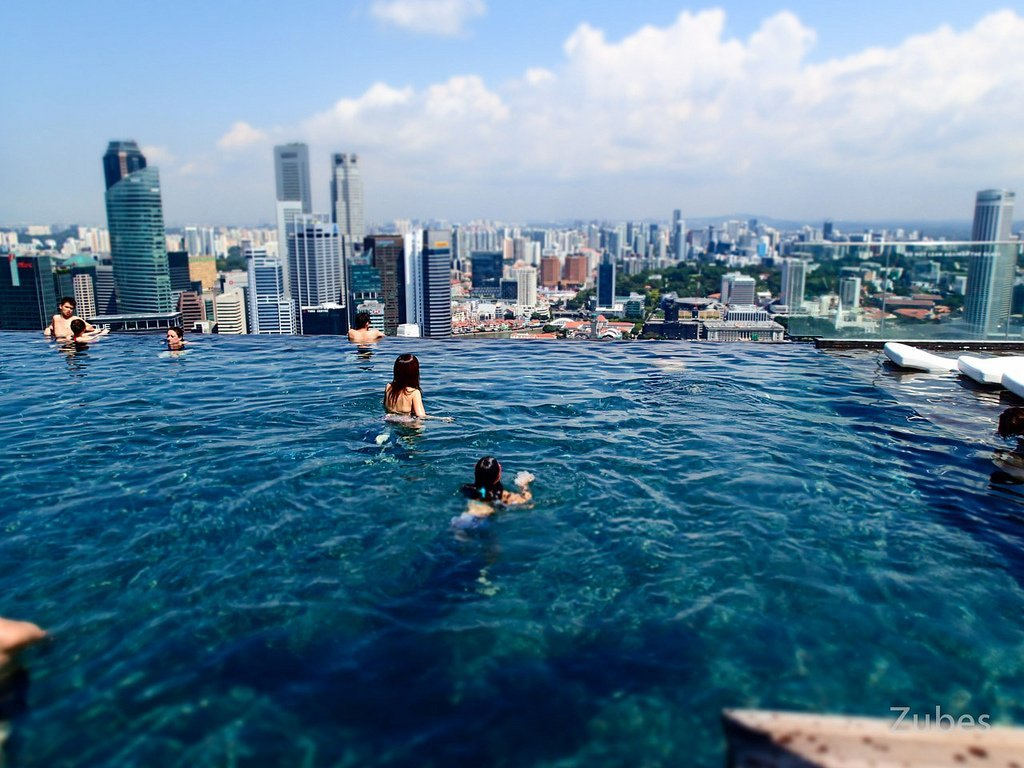 Extra-ordinary and Exceptional Pools; Soak Yourself Up