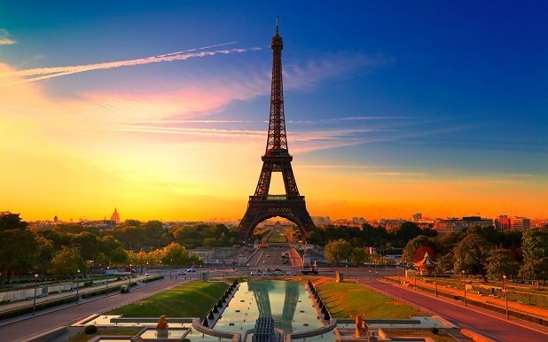 ParisTen Most Visited Cities in the World