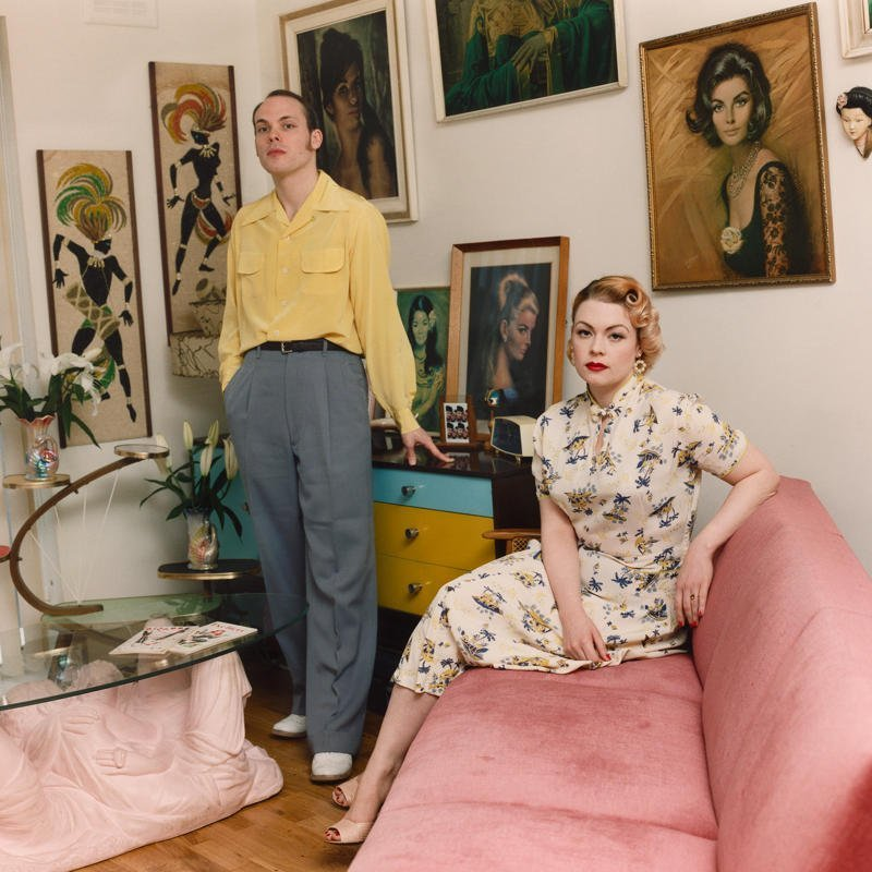 11.These images, by Carlotta Cardana, are from a personal project on couples who belong to the Mod scene, a subculture that originated in Britain in the late '50s and became very popular during the '60s. It is quite difficult to pin down what lies at the heart of this movement as it has evolved in many different ways during the years, but all Mods share a passion for everything related to the '50s and the '60s, especially the clothes and the music. (Carlotta Cardana/Sony World Photography Awards)