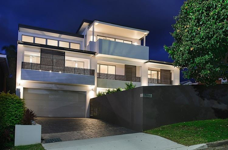 Stunning Contemporary House by Capital Building Sydney, Australia