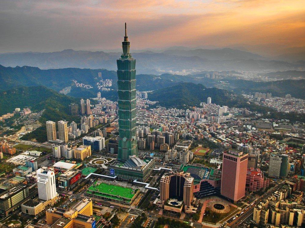 Taipei 101, Taiwan (2)