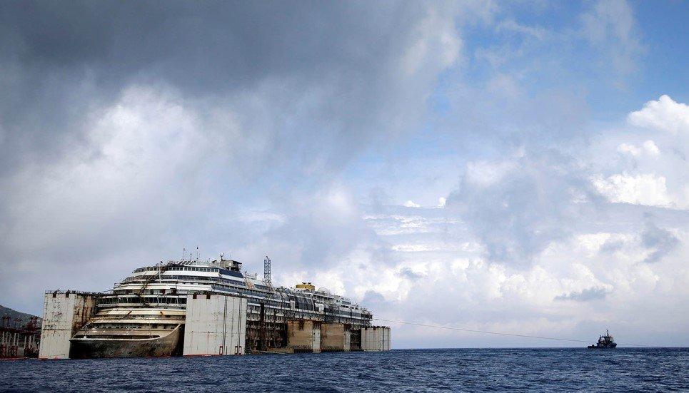 YE Italy Shipwreck