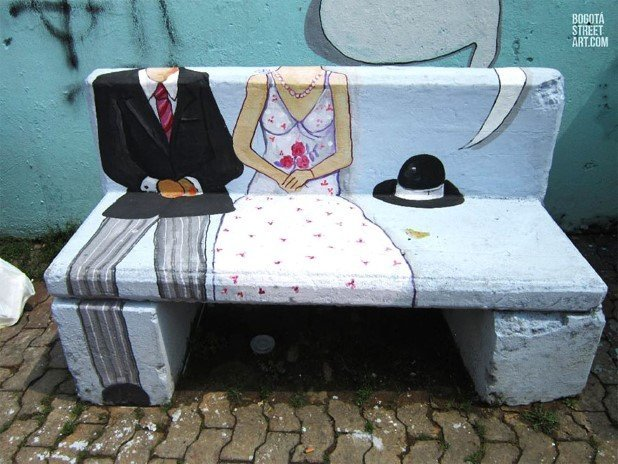 Bogota Colombia (2) Best Places To Witness Some Amazing Pieces of Street Art