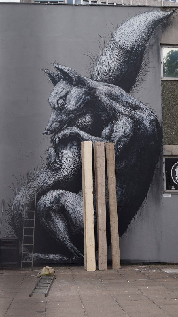Bristol United Kingdom (2) Best Places To Witness Some Amazing Pieces of Street Art