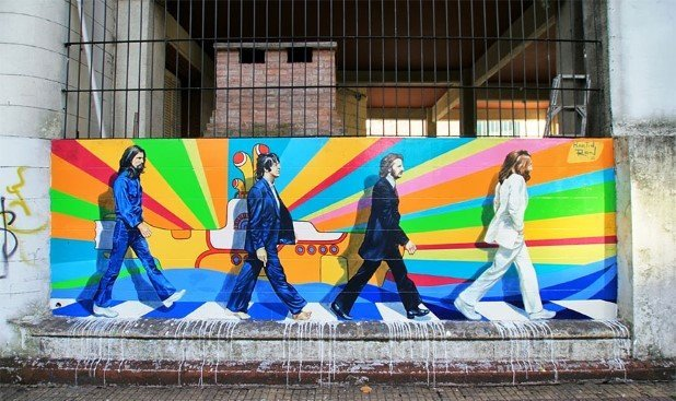 Buenos Aires, Argentina (2) Best Places To Witness Some Amazing Pieces of Street Art