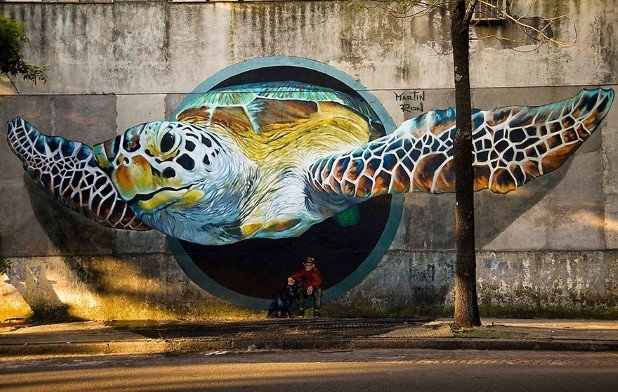 Buenos Aires, Argentina (3) Best Places To Witness Some Amazing Pieces of Street Art