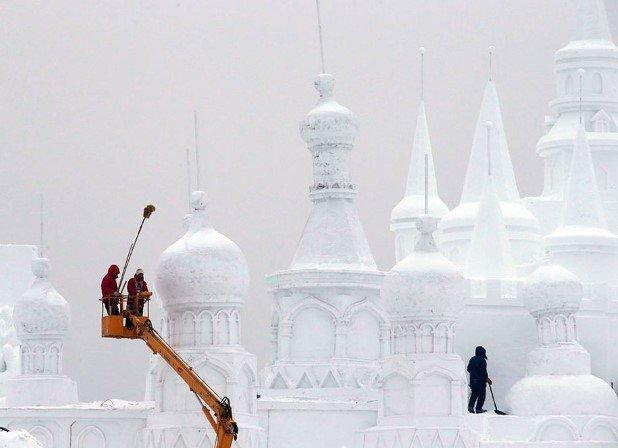 Harbin International Ice and Snow Festival 2015 10